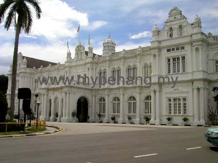 City Hall George Town Penang